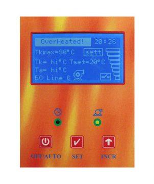 Electrical boiler controller