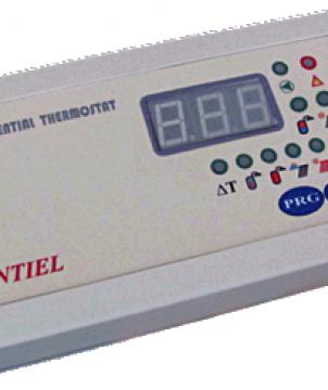 Програмируем диференциален термостат DT-3.2