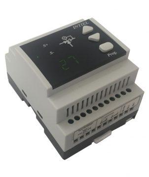 Терморегулатор за управление на моторна задвижка
