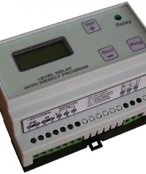 Контролер за управление на поливни системи INT0118C