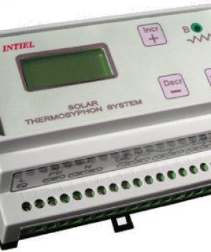 Контролер за управление на термосифонни слънчеви инсталации