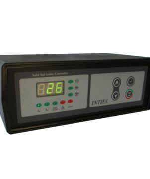 Solid fuel boiler controller
