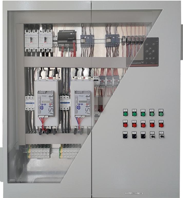 Control board 1