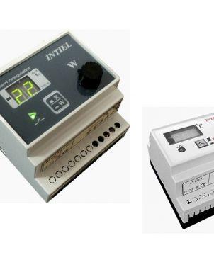 Electronic temperature regulator TR-6, TR-6.1