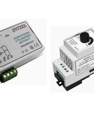Електронен стълбищен автомат ACE-1, АСЕ-2