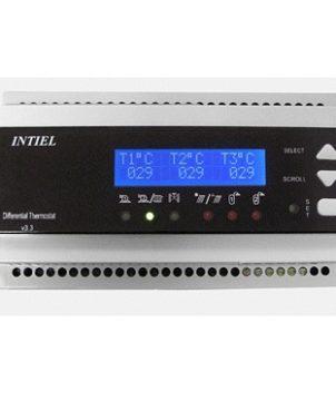 Програмируем диференциален термостат DT-3.3