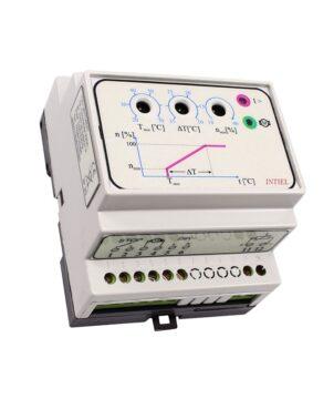Терморегулатор на обороти с фазово управление